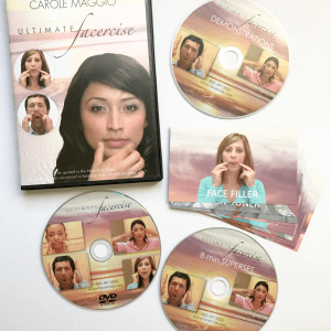 Ultimate Facercise DVD [NTSC* for US, Canada, Japan]-0